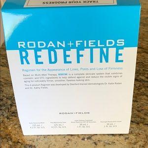 Brand New!! Rodan + Fields REDEFINE Regimen